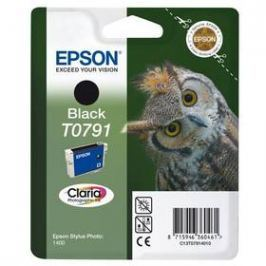Epson T0791, 11ml - originální (C13T07914010) černá