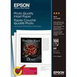Epson Photo Quality A4, 102g, 100 listů (C13S041061) bílý