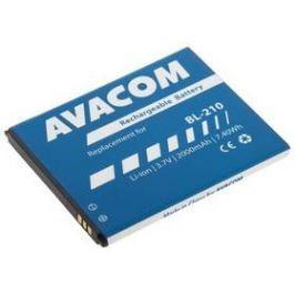 Avacom pro Lenovo A536, Li-Ion 3,7V 2000mAh (náhrada BL210) (GSLE-BL210-2000)