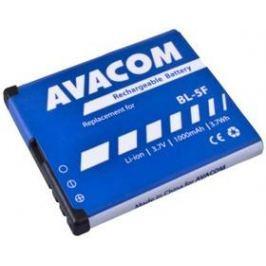 Avacom pro Nokia N95, E65, Li-Ion 3,6V 1000mAh (náhrada BL-5F) (GSNO-BL5F-S1000A)