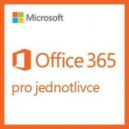 Microsoft Office 365 pro jednotlivce CZ ESD licence (QQ2-00012)