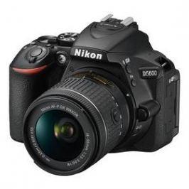 Nikon D5600 + 18-55 AF-P VR (VBA500K001) černý