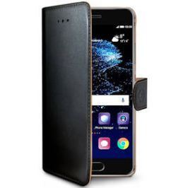 Celly Wally pro Huawei P10 (WALLY644) černé