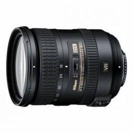 Nikon 18-200 mm f/3.5 – 5.6G AF-S DX VR II černý