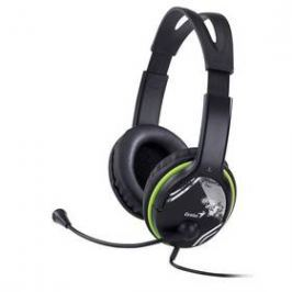 Genius HS-400A (31710169100) černý/zelený