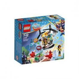 LEGO® SUPER HEROES™ 41234 Girls Bumblebee™ a helikoptéra