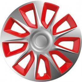 """Versaco Stratos silver/red 14"""" sada 4ks (20018)"""