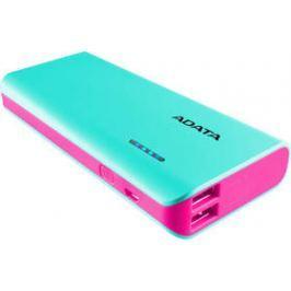 ADATA PT100 10000mAh (APT100-10000M-5V-CTBPK) modrá/růžová