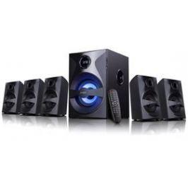 Fenda F&D F3800X 5.1, bluetooth, rádio, USB, SD, dálkové ovládání (F3800X) černé
