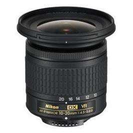 Nikon NIKKOR 10-20 mm f/4.5-5.6G VR AF-P DX (JAA832DA) černý