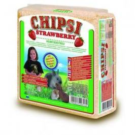 Cats Best hobliny CHIPSI Strawberry 15L/1 kg