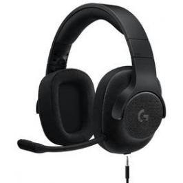 Logitech Gaming G433 7.1 Surround (981-000668) černý