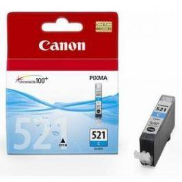 Canon CLI-521C, 530 stran - originální (2934B001) modrá