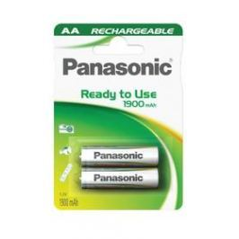Panasonic Eneloop Smart-Quick Charger pro AA,AAA + 4x Panasonic Eneloop 1900mAh (K-KJ55MCC40E) bílá