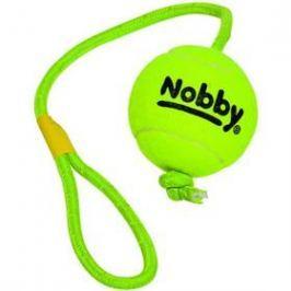 Nobby tenisový míček XL 10 cm s lanem 70 cm
