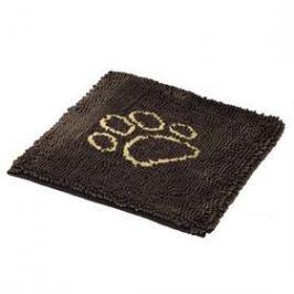 Nobby čistící podložka pro psa S 61 x 45 cm hnědá