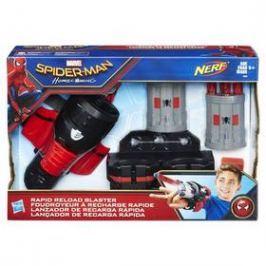 Hasbro Nerf Blaster + 6 šipek
