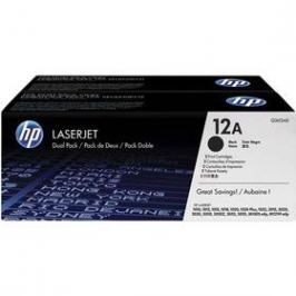 HP Q2612AD, 2K stran - originální (Q2612AD) černý