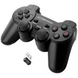 Esperanza EGG108K Gladiator pro PC/PS3 (EGG108K - 5901299947234) černý
