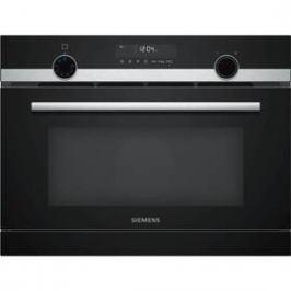 Siemens CO565AGS0 černá/nerez