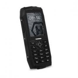 myPhone HAMMER 3 Plus Dual SIM (TELMYHHA3PBK) černý