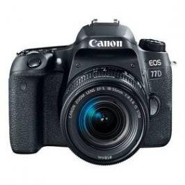 Canon EOS 77D + 18-135 IS USM + VUK (1892C034) černý
