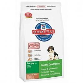 Hill's Canine Puppy Lamb&Rice, 3 kg