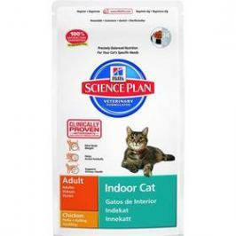 Hill's Feline Adult Indoor Cat, 4 kg