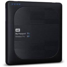 Western Digital My Passport Wireless Pro 3TB (WDBSMT0030BBK-EESN) černý