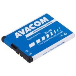 Avacom pro Nokia 6111, Li-Ion 3,7V 750mAh (náhrada BL-4B) (GSNO-BL4B-S750)