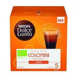 NESCAFÉ Dolce Gusto® Colombia Sierra Nevada Lungo kávové kapsle 12 ks