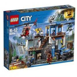 LEGO® CITY® 60174 Horská policejní stanice