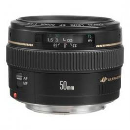 Canon EF 50 mm f/1.4 USM (2515A019AA) černý