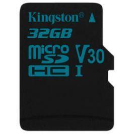 Kingston Canvas Go! MicroSDHC 32GB UHS-I U3 (90R/45W) (SDCG2/32GBSP)