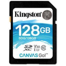 Kingston Canvas Go! SDXC 128GB UHS-I U3 (90R/45W) (SDG/128GB)