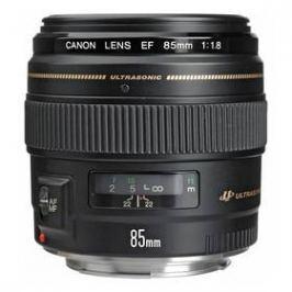 Canon EF 85 mm f/1.8 USM (2519A019AA) černý