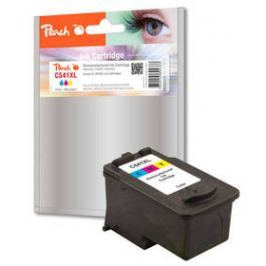Peach Canon CL-541XL, 400 stran, kompatibilní (316478) červená/modrá/žlutá
