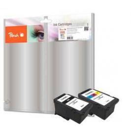 Peach Canon PG-545XL/CL-546XL, 765 stran, kompatibilní (319026) černá/červená/modrá/žlutá
