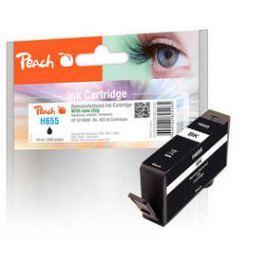 Peach HP 655,665 stran, kompatibilní (319267) černá