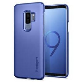 Spigen Thin Fit pro Samsung Galaxy S9+ - coral blue (593CS22909)