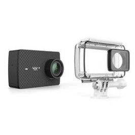 YI Technology YI 4K+ Action + voděodolný kryt (AMI408) černá