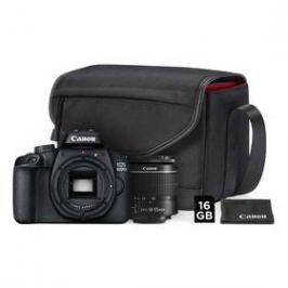 Canon EOS 4000D + 18-55 DC III + VUK (3011C013) černý