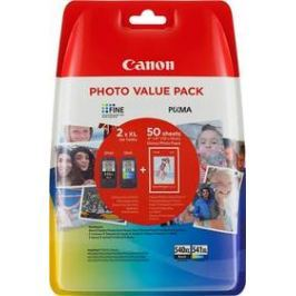 Canon PG-540XL/CL-541XL PHOTO VALUE Pack, 1000 stran, CMYK (5222B013)