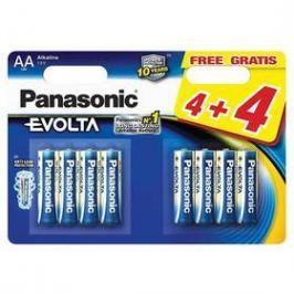 Panasonic Evolta AA, LR06, blistr 6+2ks (225998)