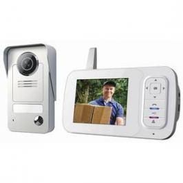 "Smartwares intercom system s 3,5"" obrazovkou"