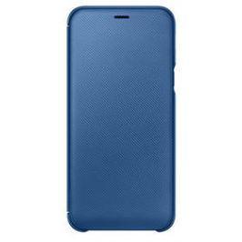 Samsung Wallet Cover pro Galaxy A6 (EF-WA600CL) (EF-WA600CLEGWW) modré