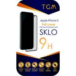 TGM Full Cover pro Apple iPhone X/Xs/11 Pro (TGMAPIPXBL) černé