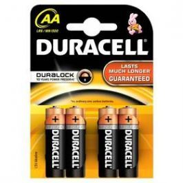 Duracell Basic AA, LR06, blistr 4ks