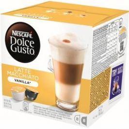 NESCAFÉ Dolce Gusto® Latte Macchiato Vanilla kávové kapsle 16 ks