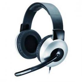Genius HS-05A (31710011100) černý/stříbrný